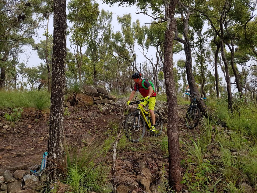Atherton Bike Hire Atherton Tablelands Mountain Bikes and Bicycle Hire Black line options on Bandy Bandy 16437