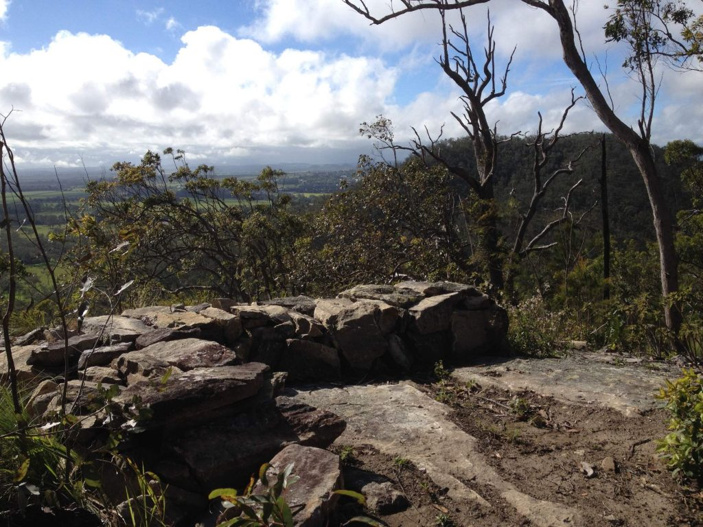 Atherton Bike Hire Atherton Tablelands Mountain Bikes and Bicycle Hire Lookoutt on Stairway to Heaven 163112
